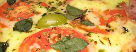 Pizza a Napolitana
